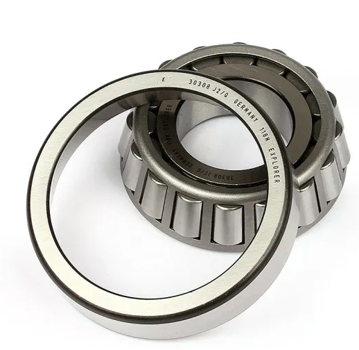 30 mm x 55 mm x 17 mm  NACHI E32006J tapered roller bearings