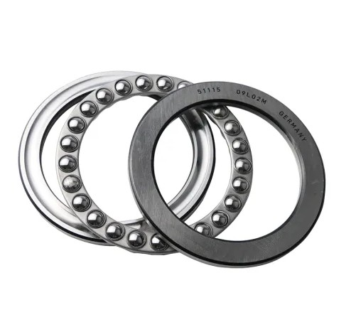 140 mm x 250 mm x 42 mm  ISB QJ 228 N2 M angular contact ball bearings