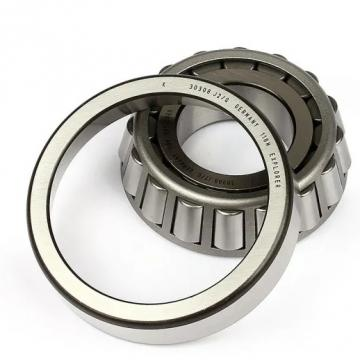 50.800 mm x 101.600 mm x 36.068 mm  NACHI 529/522 tapered roller bearings