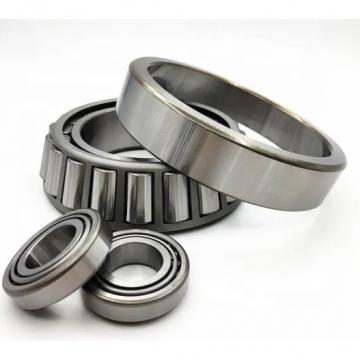 50 mm x 75 mm x 43 mm  ISB GEEM 50 ES 2RS plain bearings