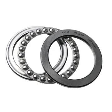 200 mm x 320 mm x 165 mm  ISB GEG 200 ES plain bearings
