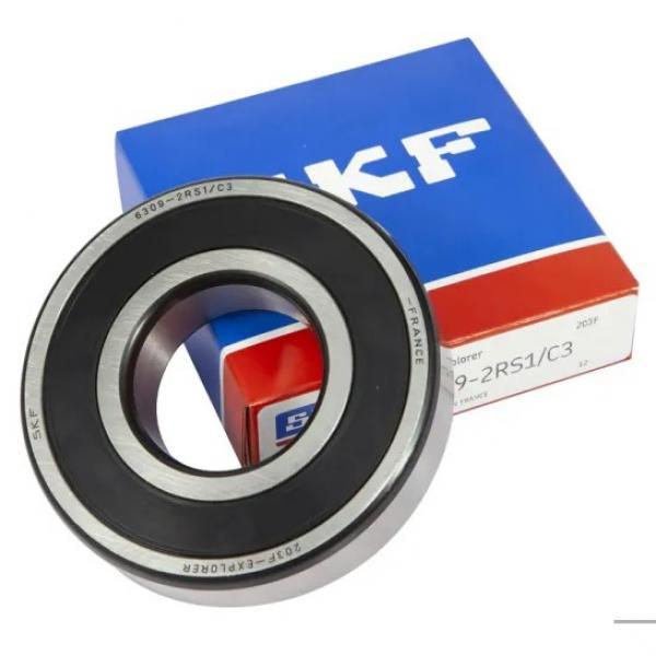 2 mm x 7 mm x 2,5 mm  ISB MF72ZZ deep groove ball bearings #1 image