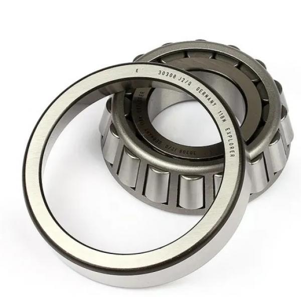 2 mm x 7 mm x 2,5 mm  ISB MF72ZZ deep groove ball bearings #3 image