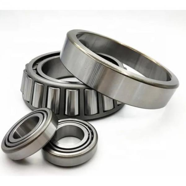 35 mm x 80 mm x 21 mm  NACHI NU 307 cylindrical roller bearings #3 image
