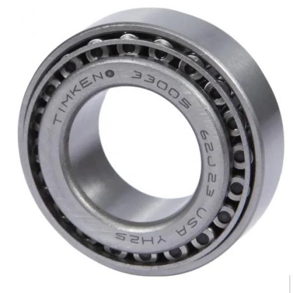 35 mm x 80 mm x 21 mm  NACHI NU 307 cylindrical roller bearings #2 image