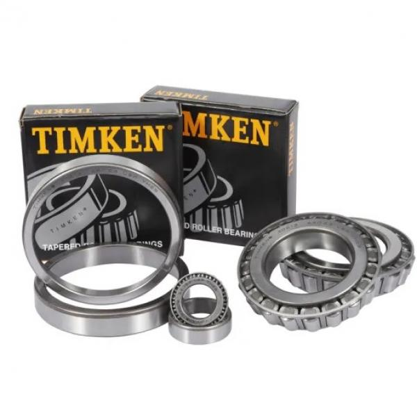 35 mm x 80 mm x 21 mm  NACHI NU 307 cylindrical roller bearings #1 image