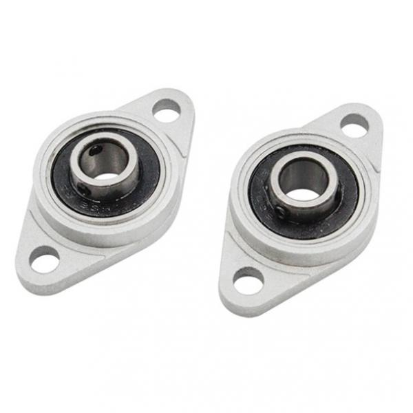2 mm x 7 mm x 2,5 mm  ISB MF72ZZ deep groove ball bearings #2 image